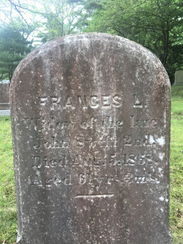 Frances L. Swift gravestone.jpg