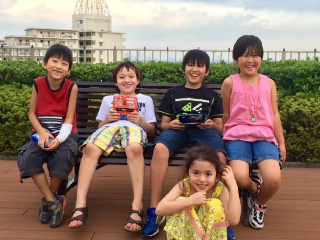 mizutani-grandchildren