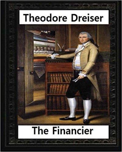 book cover, 'The Financier' (Create Space).jpg