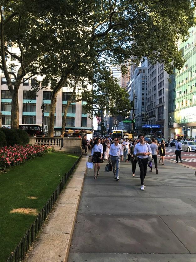 Fifth Avenue 5-53 p.m. 8-31-2018.JPG
