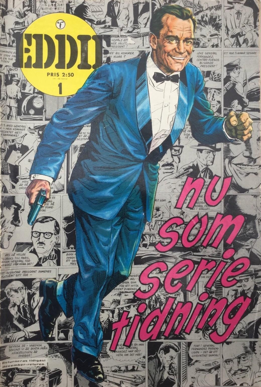 Eddie nr 1, 1962