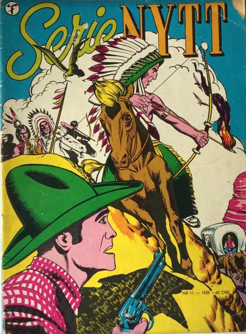 SerieNytt nr 11, 1959