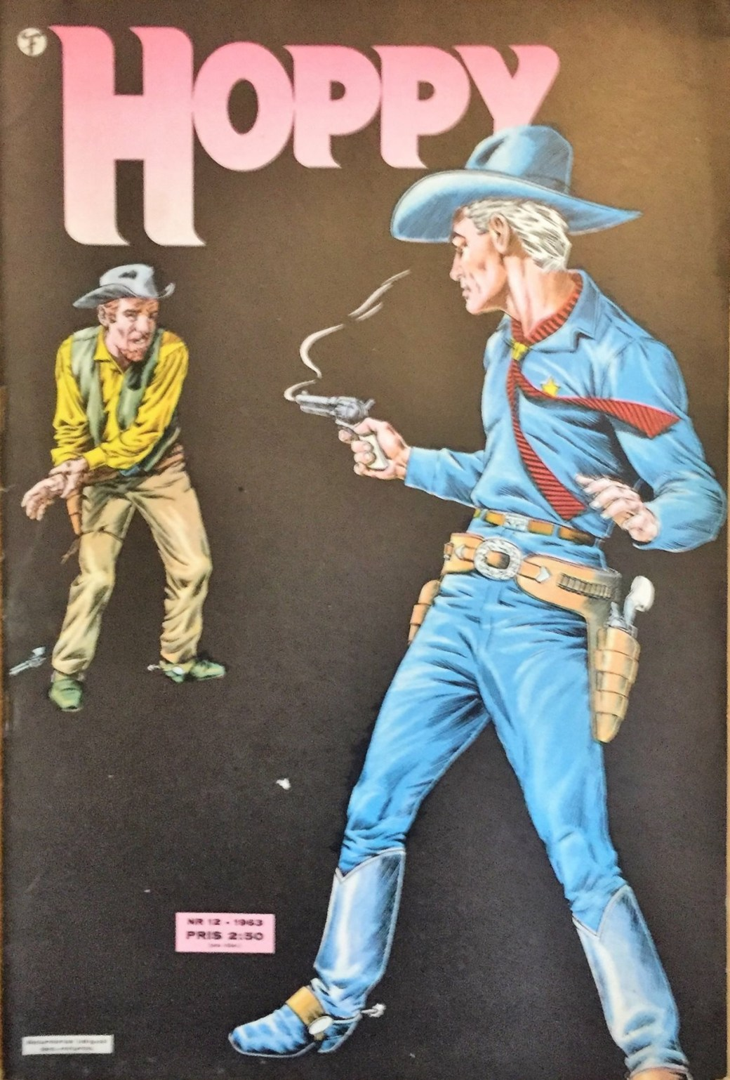 Hoppy nr 12, 1963
