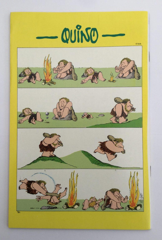 Quino i Seriepressen nr 3, 1993