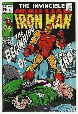 Iron Man #17, (1969)