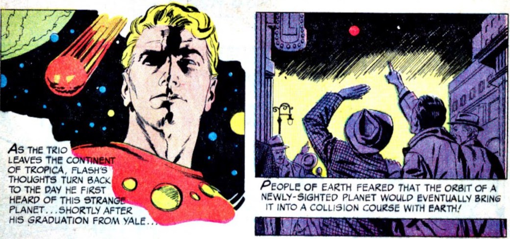 Flash Gordon #1, 1966 (Al Williamson art)
