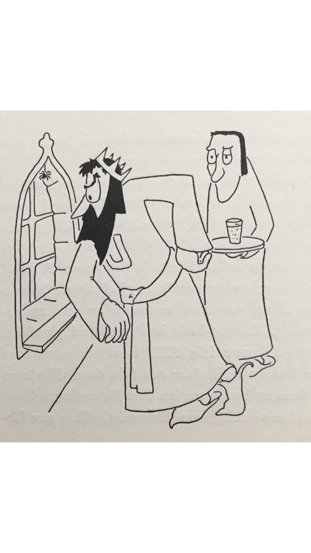 Mordet på Mamses är rikt illustrerad av Romare