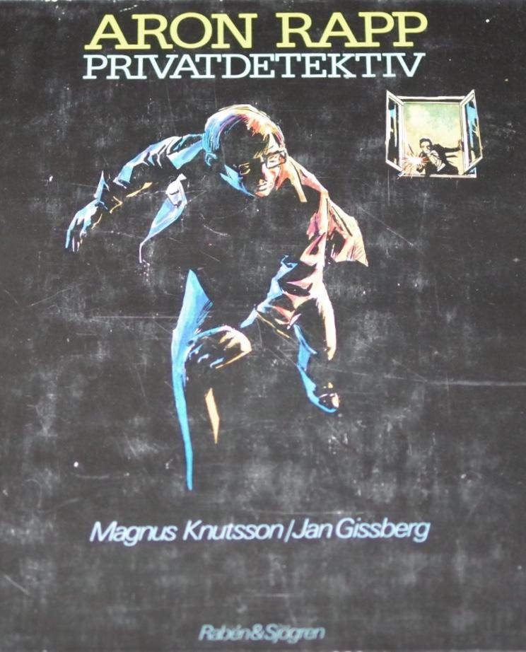 Aron Rapp av Magnus Knutsson och Jan Gissberg