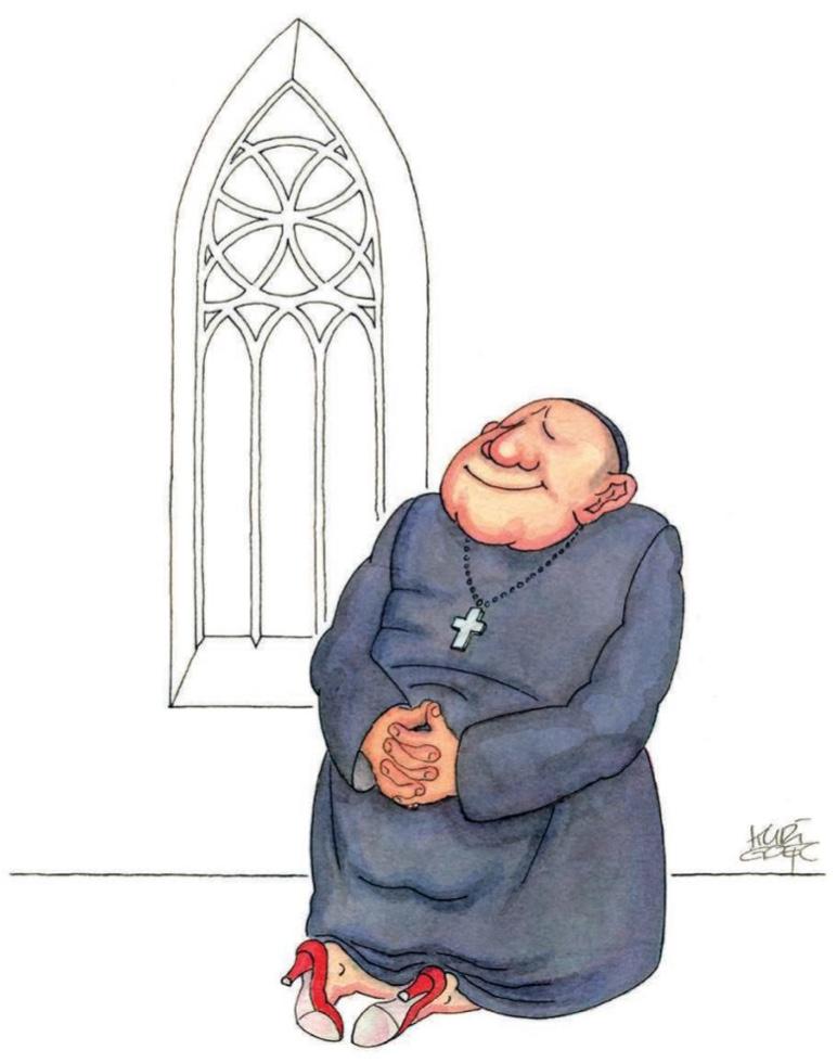 Prästerskap och sex