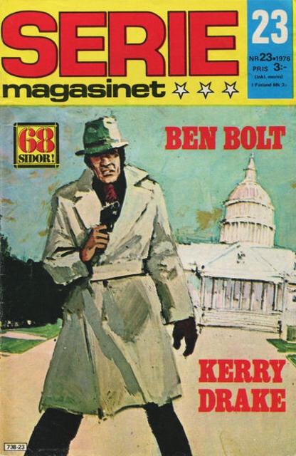 Seriemagasinet nr 23, 1976