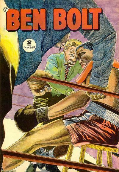 Ben Bolt nr 2, 1963