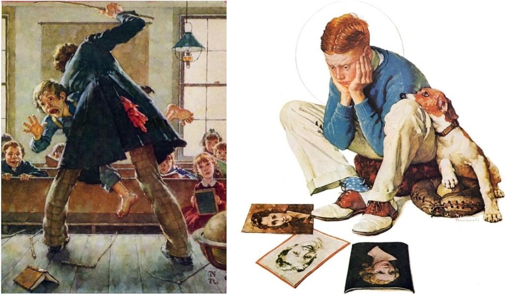 The Adventures of Tom Sawyer, och Starstruck