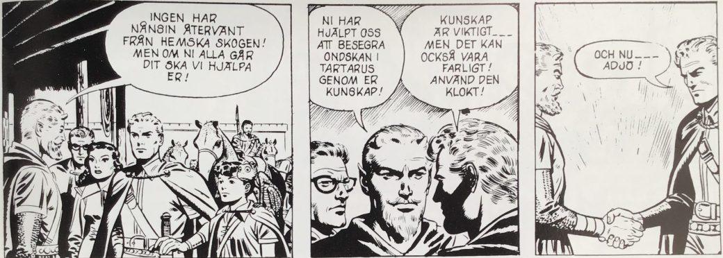 Blixt Gordon 17 oktober 1952