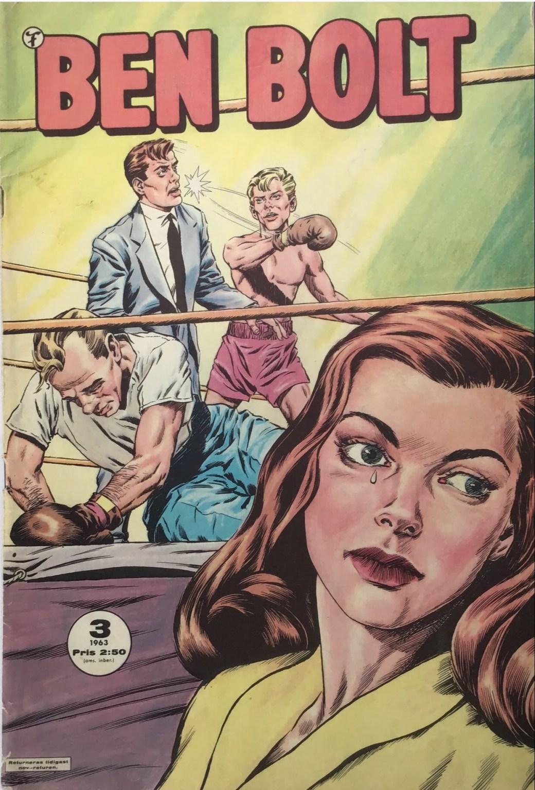 Ben Bolt nr 3, 1963