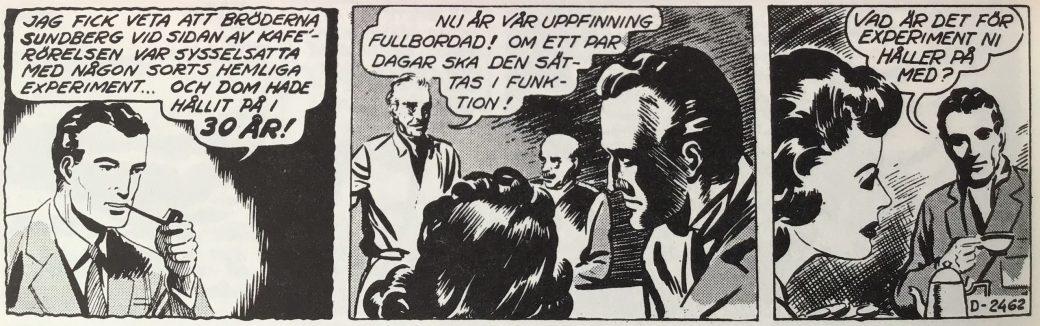 Allan Kämpe, stripp nr D-2462