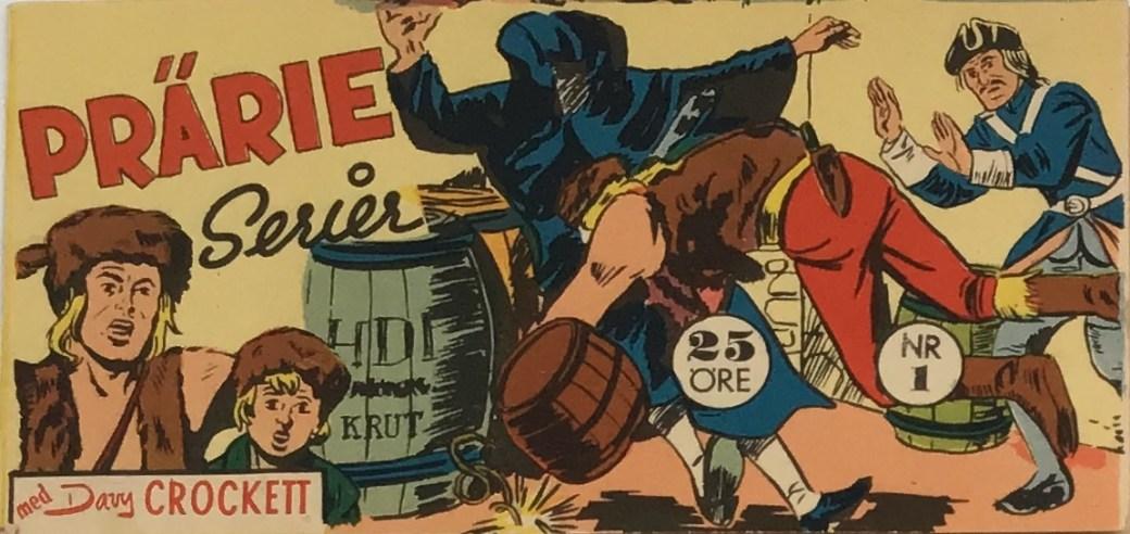 Prärieserier nr 1, 1959