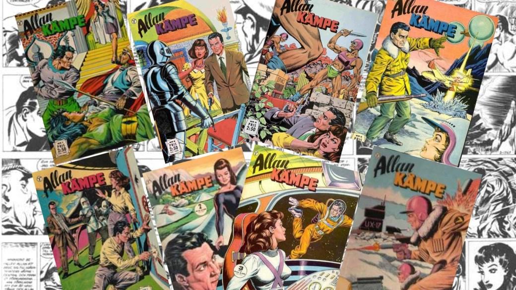 Allan Kämpe från Formatic Press var i extra stort format