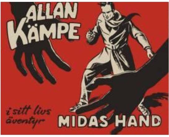 Allan Kämpe julalbum 1949