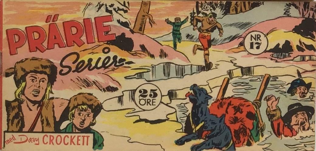 Prärieserier nr 17, 1959