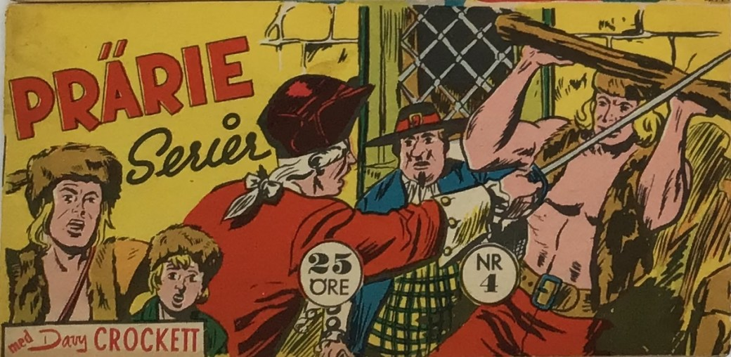 Prärieserier nr 4, 1959