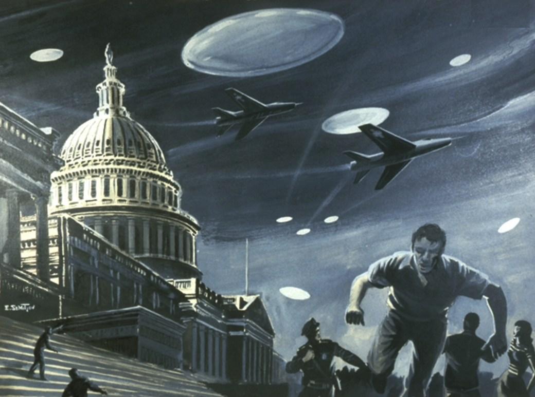 Eugen Semitjov intresserade sig för futuristiska världar