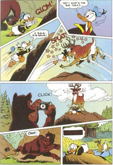 Donald Duck av Carl Barks
