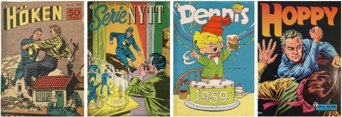 Formatic hade flera titlar i slutet av 50-talet och början av 60-talet