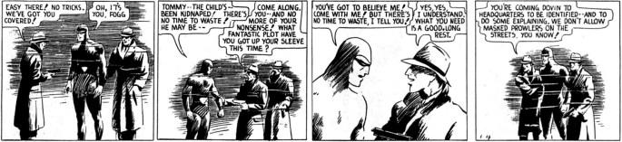 Dagsstrippen den 4 januari 1938