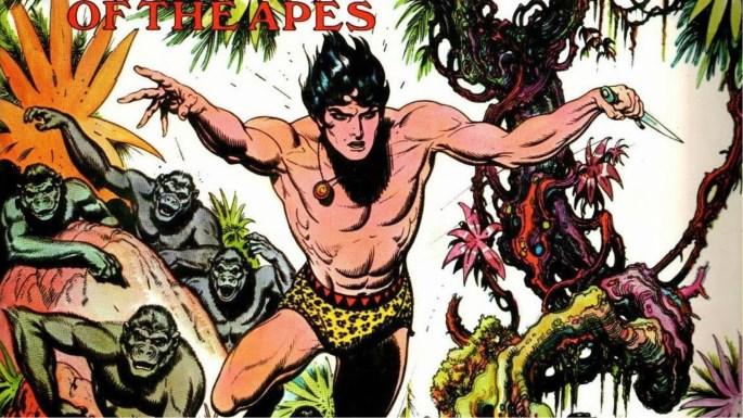 Rogers Seriemagasin: Tarzan som tecknad serie