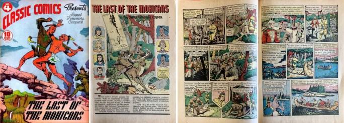 Classic Comics #4. ©Gilberton