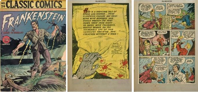 Classic Comics #26.
