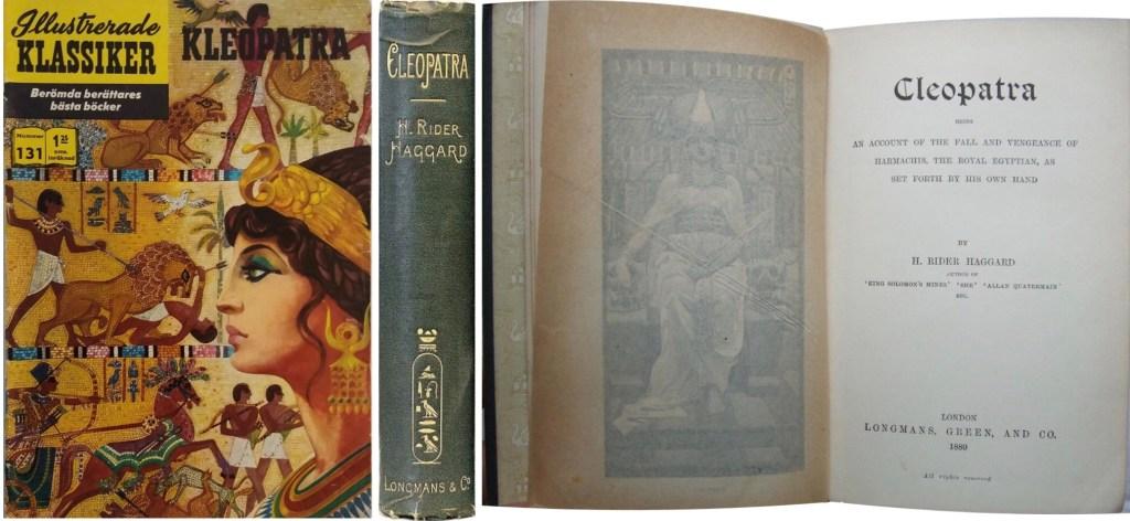 Omslag till IK nr 131, och romanen från 1889. ©IK/Gilberton