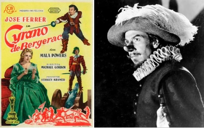 Hollywood-filmen från 1950 med José Ferrer i huvudrollen. ©UA