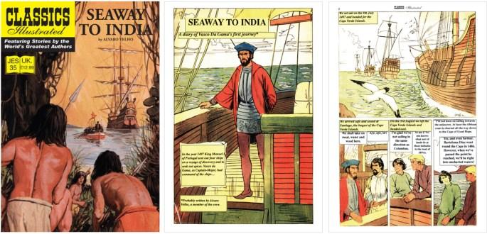 Omslag, förstasida och inledande sida ur JES No. 35. ©IK/JES
