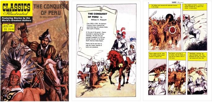 Omslag, förstasida och en sida ur inlagan ur JES No. 33. ©IK/JES