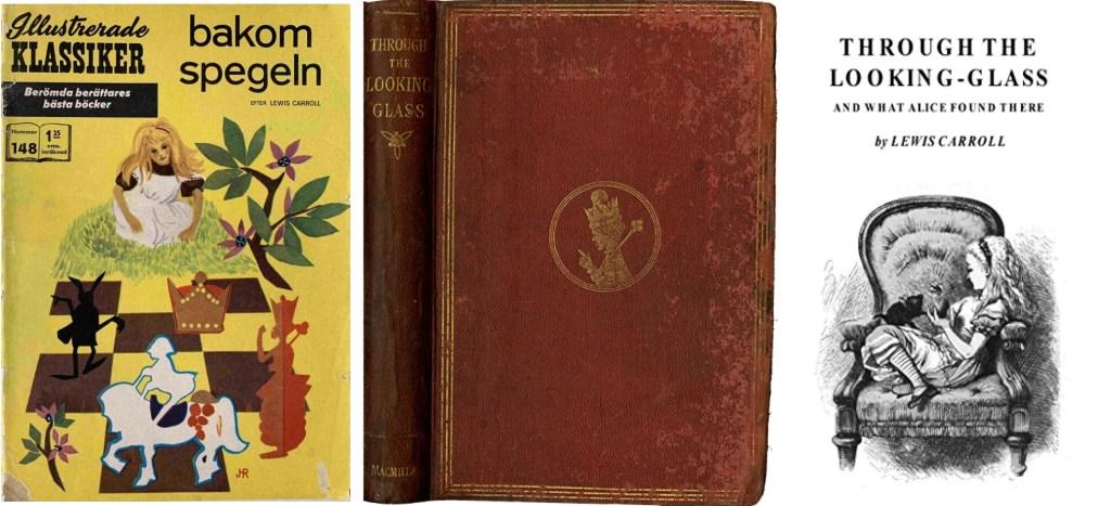 Omslag till Illustrerade klassiker nr 148, och romanen från 1871. ©IK/T&P