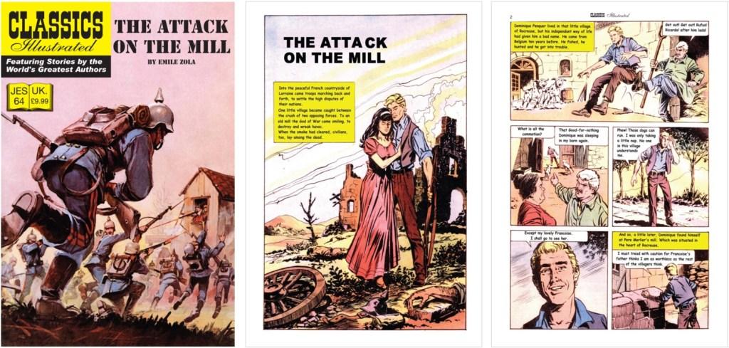 Omslag, förstasida och inledande uppslag ur JES No. 67. ©IK/JES