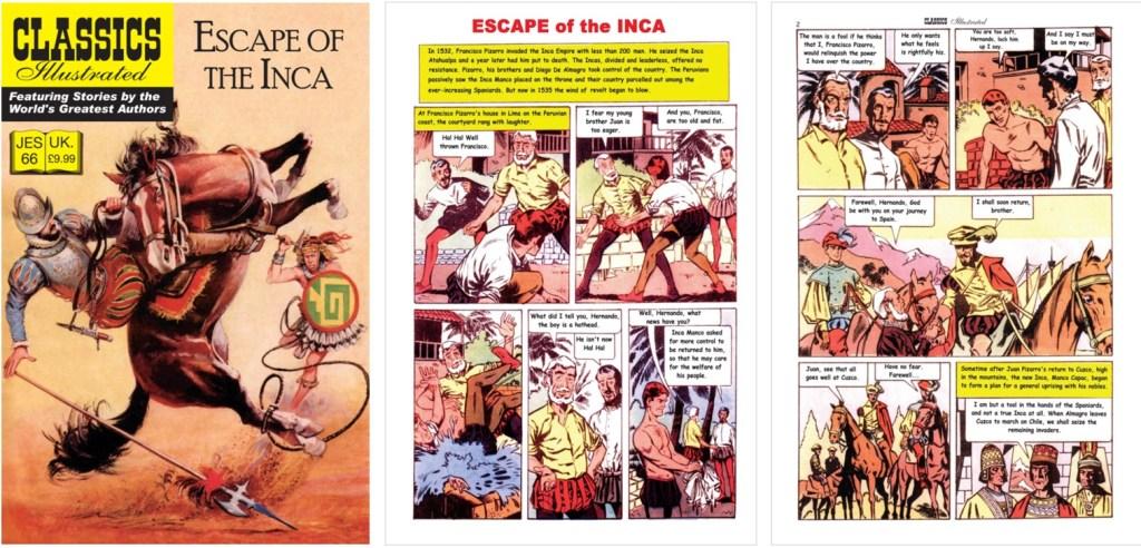 Omslag, förstasida och inledande sida ur inlagan ur CI (JES) No. 66. ©JES