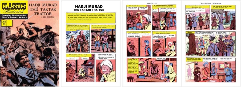 Omslag och inledande sidor ur CI (JES) No. 16. ©JES