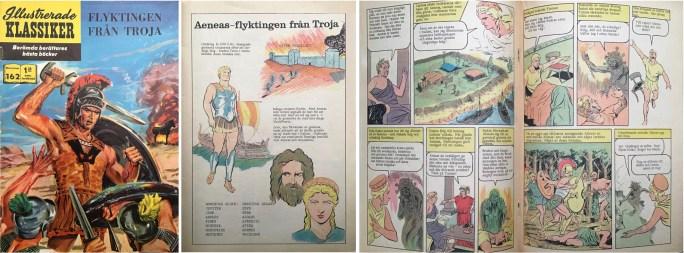 Omslag, förstasida och mittuppslag ur IK nr 162. ©IK/T&P
