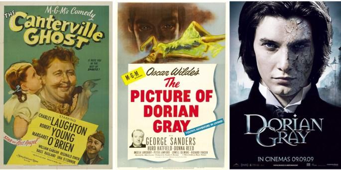 Filmaffischer från filmatiseringen 1944, 1945 och 2009. ©MGM/Paramount