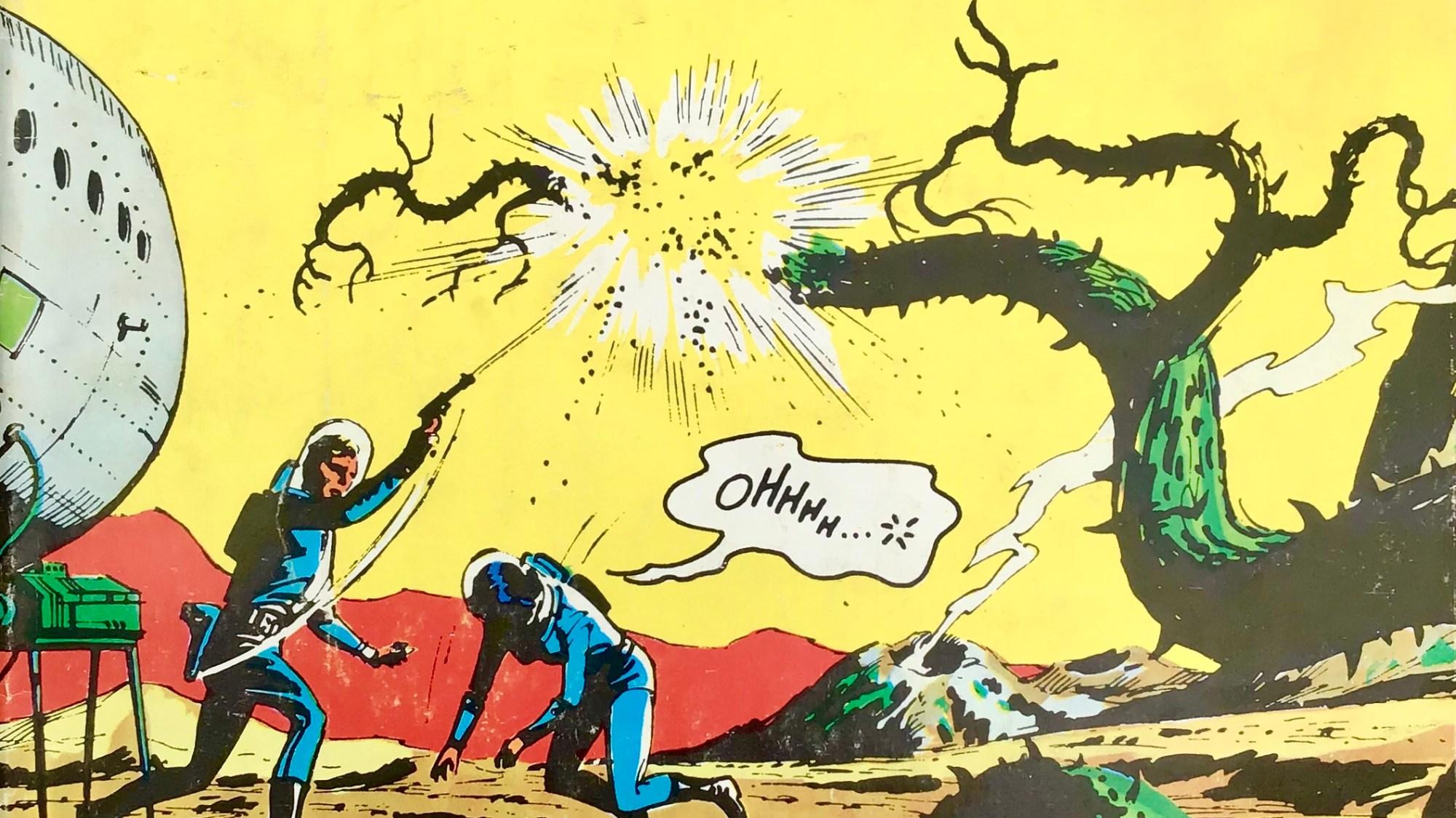 Comics 4, den stora serieboken
