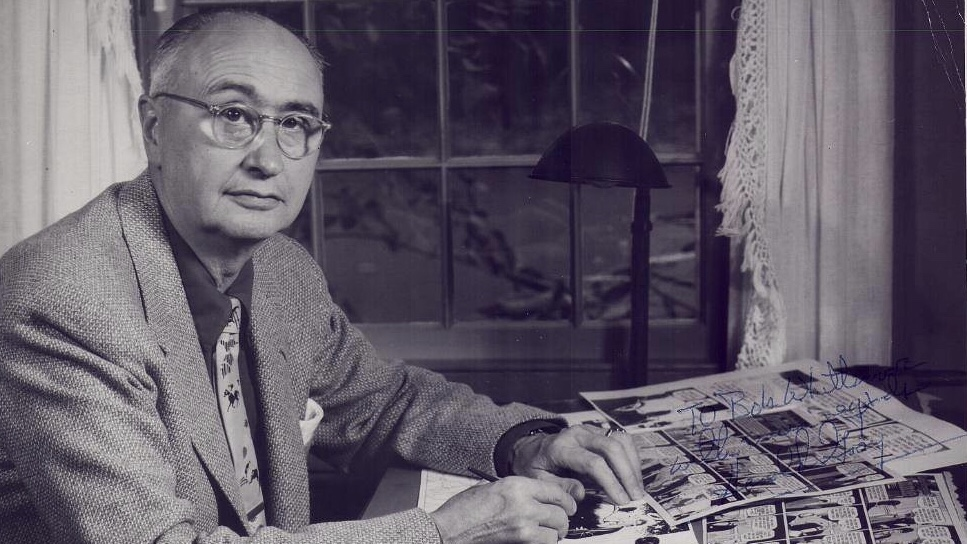 Harold Gray.