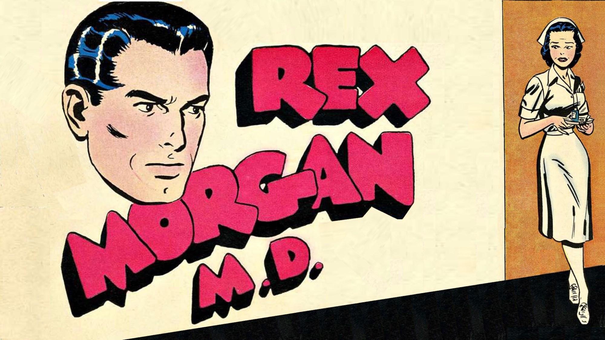 Rex Morton (Rex Morgan M.D.)