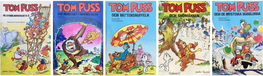 Omslag till seriehäften (1983-84). ©Carlsen