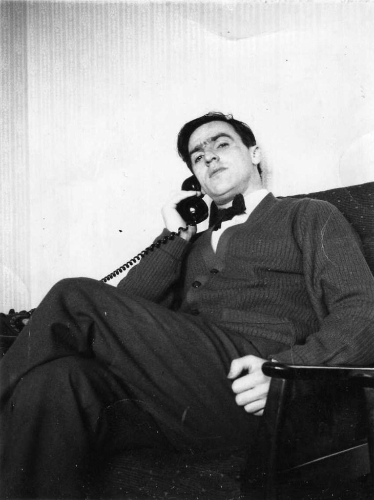 William Patterson, manusförfattare av Jeff Hawke.