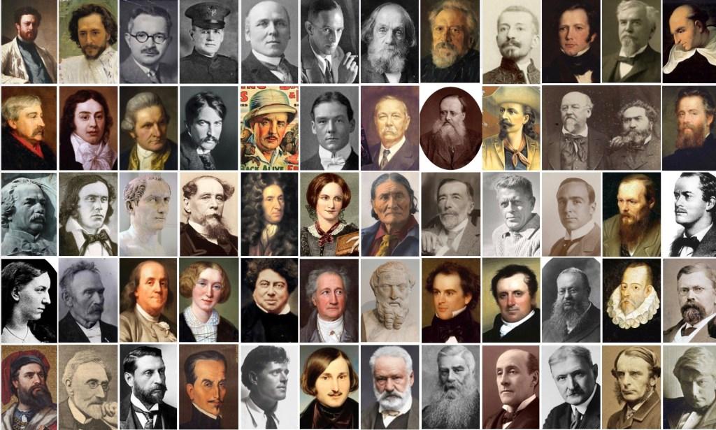 Här finner du information om författarna bakom Illustrerade klassiker.