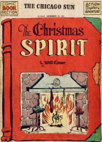 Inledande sida i original, från 23 december 1945. ©Register&Tribune