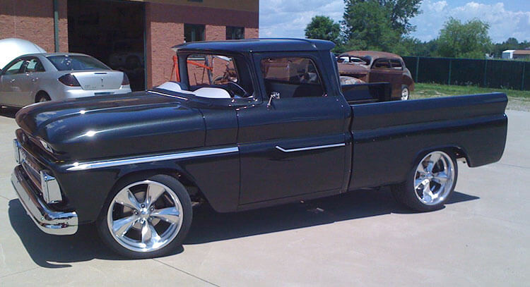 62 Chevy Truck