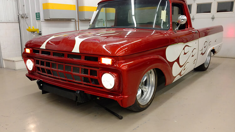 65 F100 Ford Truck